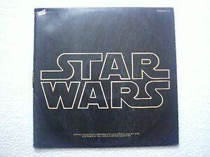 STAR-WARS-2-dis-STAR-WARS-RARE-LP-record-vinyl-INDIA-INDIAN-VG