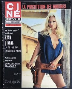CINE-REVUE-n-46-du-18-novembre-1971-Tres-bon-etat