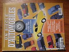 $$ Fascicule Hachette Un siecle d'automobiles N°37 Chevrolet Corvette 1968