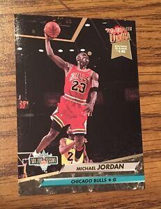 MICHAEL-JORDAN-92-93-Fleer-Ultra-216-Dunk-Rank-16