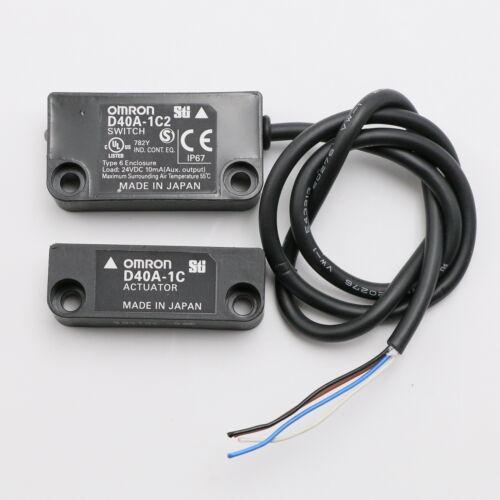 Omron D40A-1C2 Sicherheitsschalter D40A-1C
