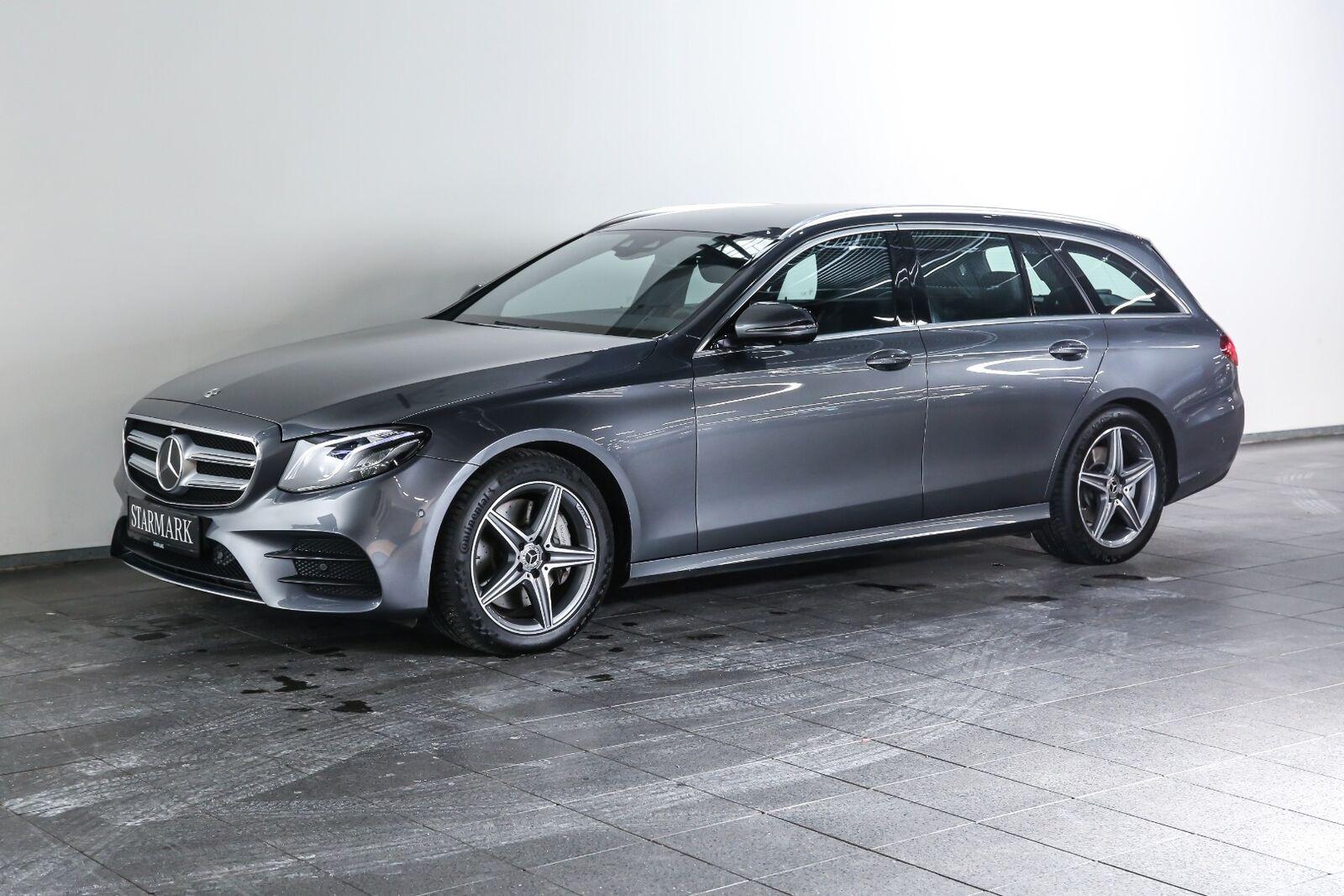 Mercedes-Benz E350 d 2,9 AMG Line stc. aut.