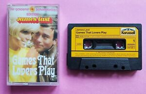 Cassette-James-Last-Games-That-Lovers-Play-Karussell-829-588-4-Tape-K7
