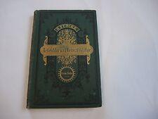Buch : Reisebilder und Heimatklänge -- Otto Funcke -- Zweite Reihe ca. 1873