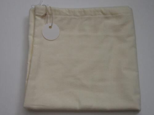 "100/% Cotton Flannel Dustbag for Handbag Purse Storage 21/""x20/"" Pick color"