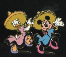 Cinco de Mayo - Minnie & Daisy - LE 250 Disney Pin 54018