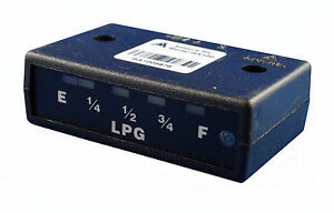 Under-Dash-5-Led-0-90-Ohm-LPG-Tank-Gauge-Apexus