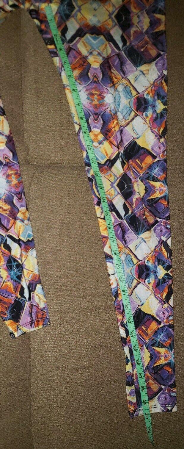 Onzie Women  Leggings S/M full lenght  - image 8