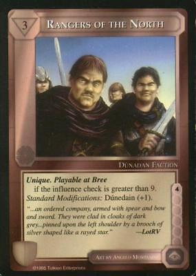 Ungraded The Wizards Black Border Middle Earth ICE Hob Gildor Inglorion MECCG