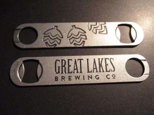 GREAT LAKE Cleveland Hops Paddle Logo BOTTLE OPENER craft beer brewing brewery