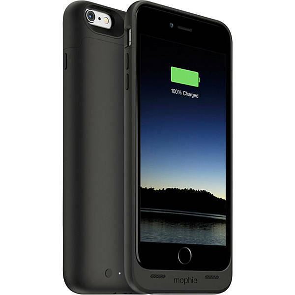 pretty nice 14c55 cbf76 Mophie Juice Pack Air iPhone 6 & iPhone 6s Battery Bank Power Charger Case  Black