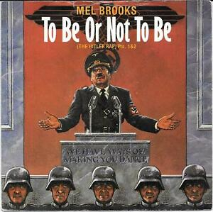 MEL-BROOKS-TO-BE-OR-NOT-TO-BE-THE-HITLER-RAP-7-034-SINGLE