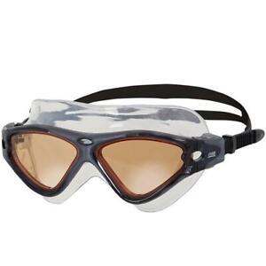 Zoggs-Tri-Vision-Swimming-Silicone-Mask-Swim-Goggles-In-Black