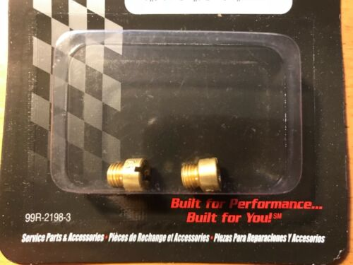 122-53 Holley Carburetor Main Jets Standard Screw In New in the Package