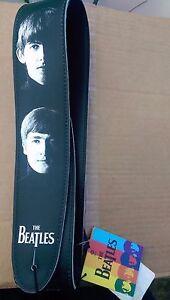 The Beatles Guitar Strap Official Meet the Beatles