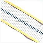 500pcs 1/4w Watt 470 ohm 470ohm Metal Film Resistor 0.25W 470R 1%