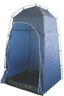 Ultracamp Beacon Toilet & Shower Utility Tent. Large Camping Loo/Changing Room