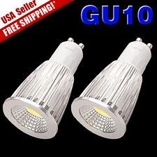 2x GU10 12W LED COB White Spot down Light Spotlight Bulbs  Home Decor US