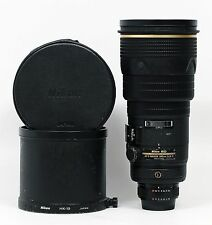 NIKON AF-S NIKKOR ED 300mm f/2.8D IF Mark I