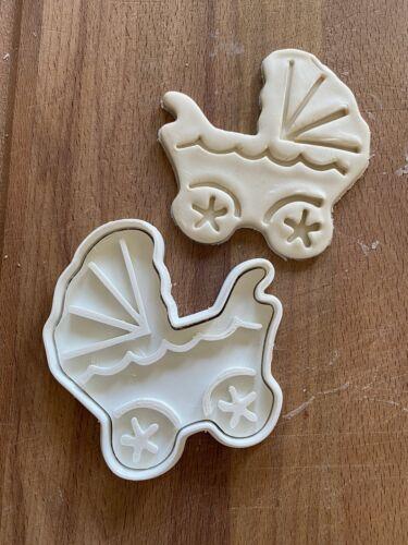 Baby Pram Cookie Cutter Baby Shower