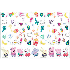 Peppa Pig Messy Puddle Children/'s Birthday Party Supplies Tableware Decorations