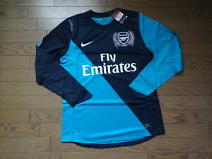 Image is loading Arsenal-100-Authentic-PLayer-Issue-Jersey-Shirt-2011- 7df8eebd2