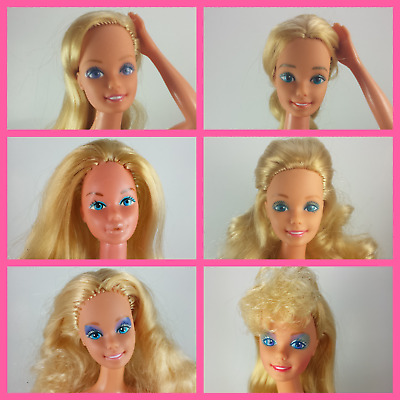 1982 Twirly Curls Barbie 5579 Clothes and accessories CHOOSE
