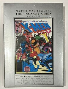Uncanny X-Men Marvel Masterworks Volume 11 HC Hardcover New Claremont Romita