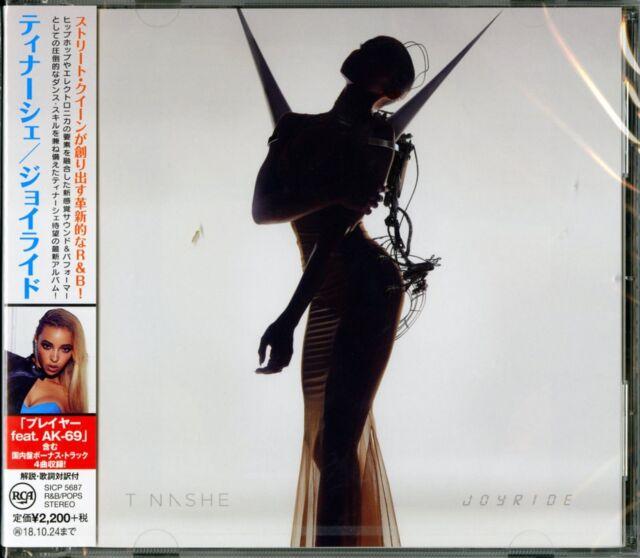 TINASHE-JOYRIDE-JAPAN CD BONUS TRACK E78