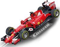 Carrera Ferrari Sf15-t Sebastian Vettel Formula F1 Slot Car 1/32 Evolution 27528 on sale