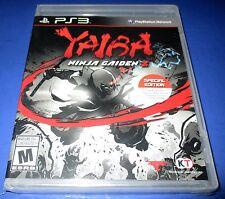 Yaiba: Ninja Gaiden Z PS3 - Factory Sealed!! Free Shipping!!