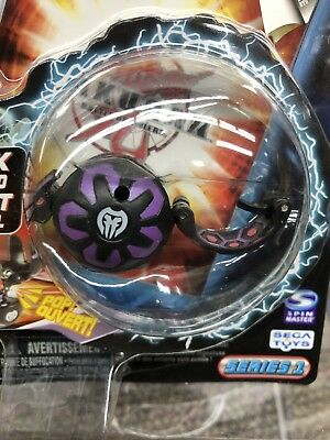 Bakugan Battle Brawlers Booster Pack Ventus By Sega NEW Factory Sealed Promo