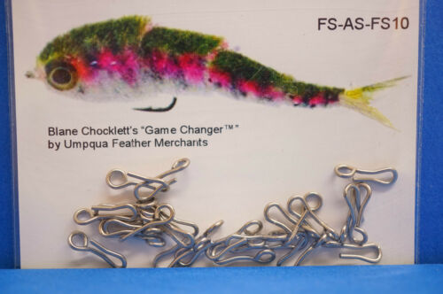 Game Changer 24 Shanks 10mm Articulated Fish-Spine Fish Skull U.S.A