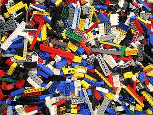 Lego 1 Pound LB LBS Random Star City Pieces Mixed Lot Bulk Bricks Pounds Legos