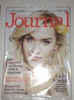 Ladies' Home Journal Magazine Kate Winslet Sealed March 2012 010417rh
