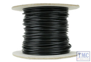 Shop For Cheap Dcw-bk25-1.5 Dcc Concepts 25m Of 1.5mm Black Power Bus Wire 15g