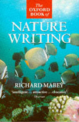 The Oxford Book of Nature Writing-ExLibrary