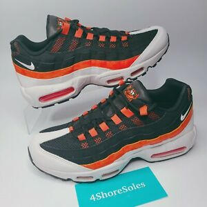 NEW-Nike-Men-039-s-SIZE-12-Air-Max-95-Baltimore-Away-Maryland-Crab-Shoes-CD7792-001