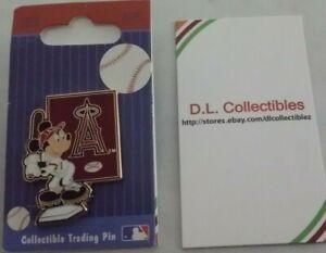 Disney-Mickey-Mouse-Baseball-Angeles-Pin