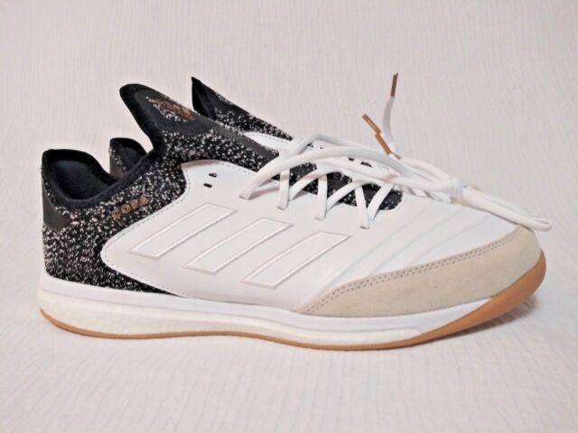 Adidas Boost Copa Tango 18.1 Trainer Turf Soccer Mens Sz 13 White Black CP8997