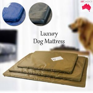 Cooling-Dog-Pet-Bed-mattress-extra-Padded-Luxury-for-Dog-Cat-Wrinkle-resistant