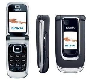 Nokia-6131-Black-Flip-Phone-Big-Button-Big-Screen-Cellular-phone-Unlocked-Phone