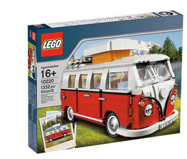 Lego 10220 VOLKSWAGEN T1 Campingbus #2984