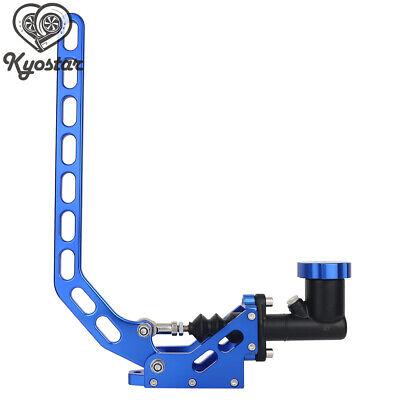 Blue Hydraulic Horizontal Drift E-Brake Racing Handbrake Lever with Oil tank