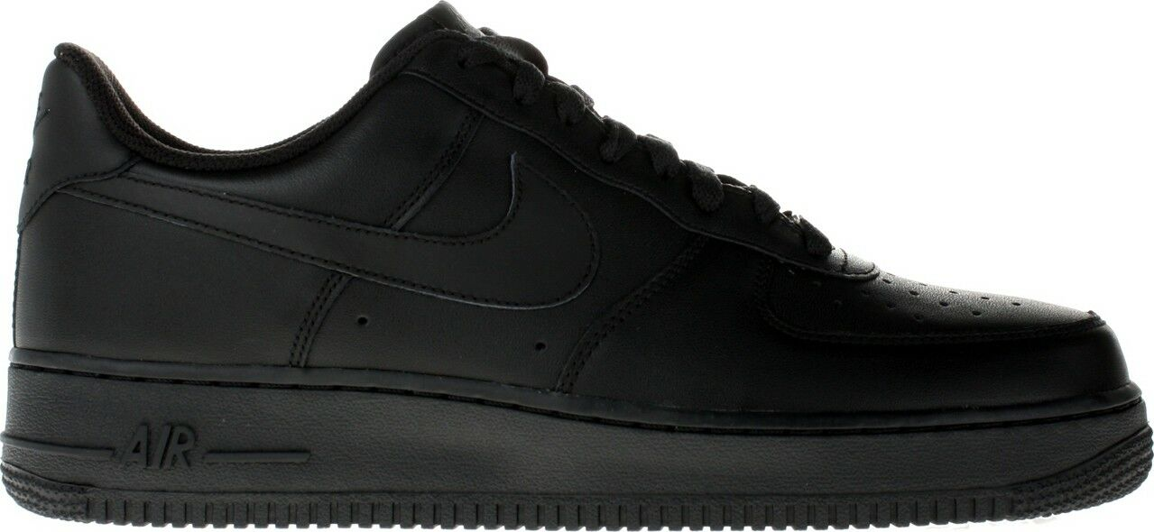 NIKE AIR FORCE 1  07' MENS UK SIZES 7 - 11,  315122-001, BRAND NEW IN BOX