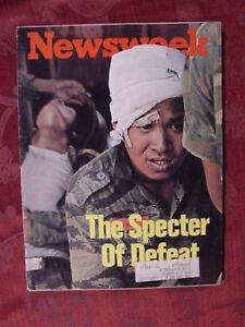 NEWSWEEK May 15 1972 VIETNAM WAR DEFEAT J. EDGAR HOOVER