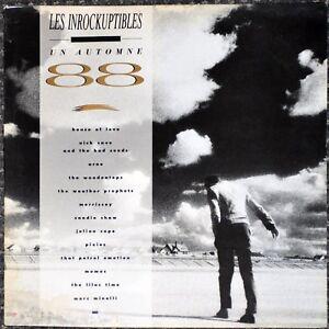 33t Les Inrockuptibles - Un automne 88 (LP) House of Love, Nick Cave, Arno…