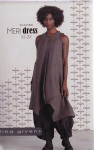PATTERN-Meri-Dress-women-039-s-sewing-PATTERN-from-Tina-Givens