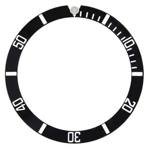 BEZEL-INSERT-FOR-40MM-INVICTA-WATCH-8926OB-PRO-DIVER-WATCH-BLACK-TOP-QUALITY