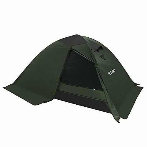 Tent for  2 persons 4 season tents Lightweight compact outdoor camping  famous brand